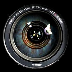 eye lens camera photo freetoedit