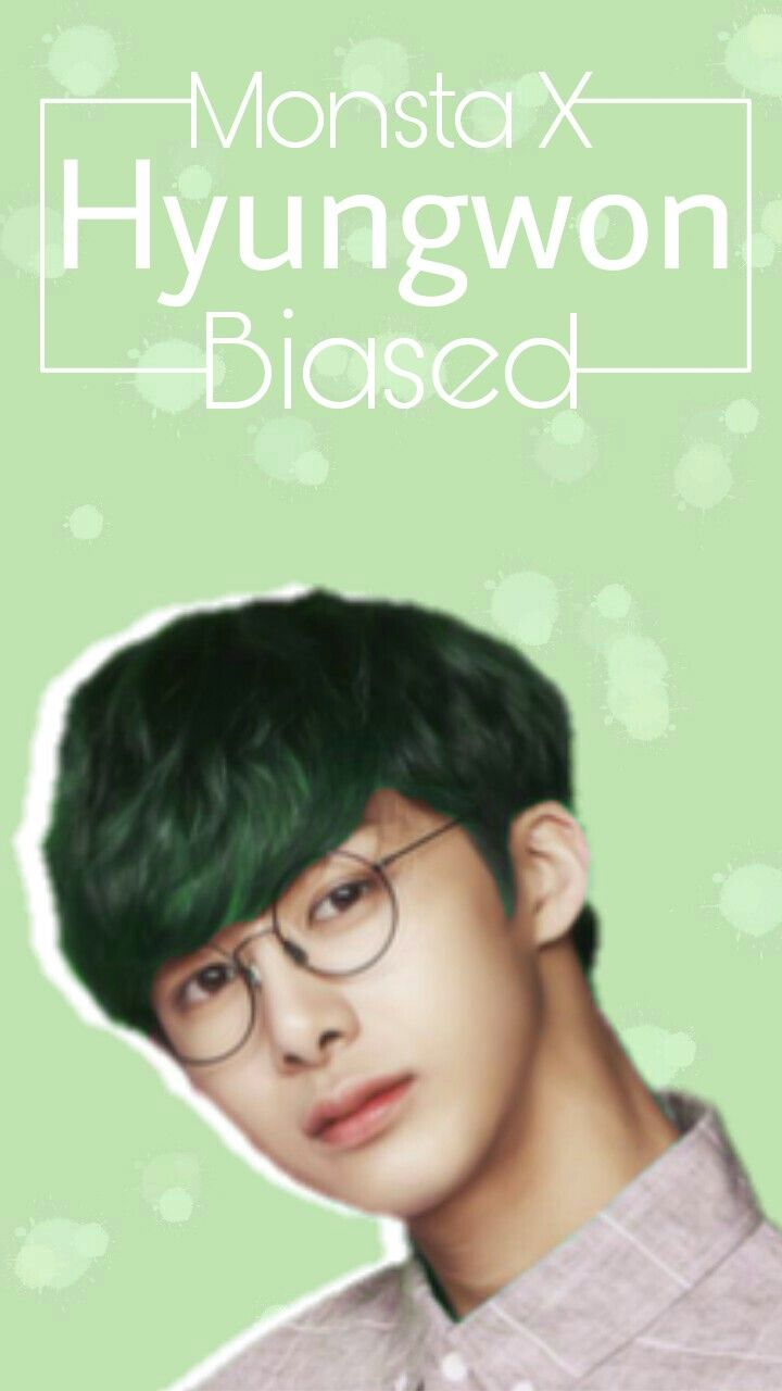 Hyungwon Monstax Kpop Edit Wallpaper Lockscreen