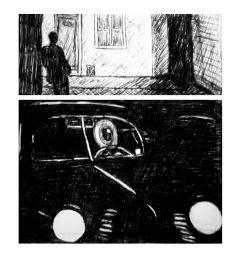 freetoedit film dark drawing comics