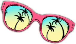 beach summer sunglasses sun photo