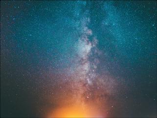ftestickers nighttime stars freetoedit