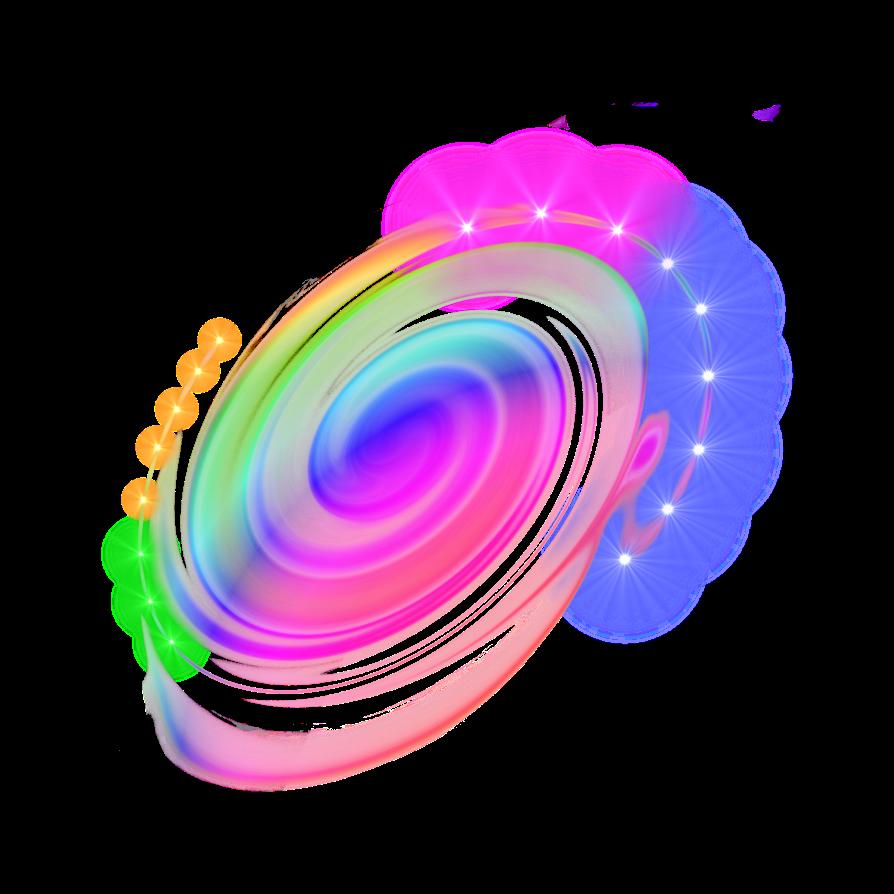 luz light coloreffect magic magia circle circulo sticke...