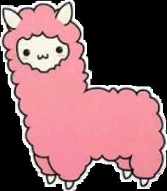 llama kawaii freetoedit