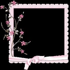 flower frame freetoedit