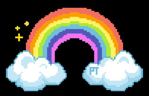 rainbow arcoiris cool colors colores tumblr cute tumblr...