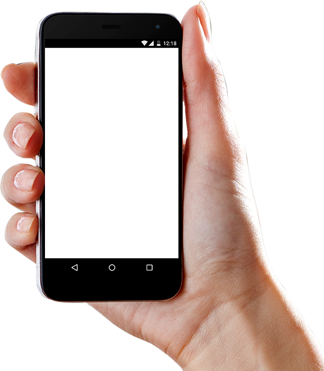 Handholding Hand Handphone Smartphone