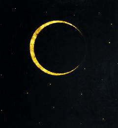 background moon sky freetoedit
