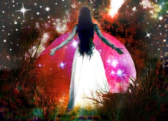 freetoedit starynight moon girl starlightmask