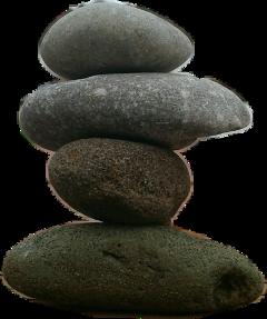 zen stones meditate balance freetoedit