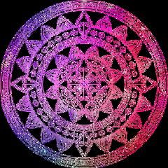logo stickers flowers mandalas freetoedit