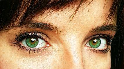 freetoedit greeneye picsart eyes greenmagiceffect