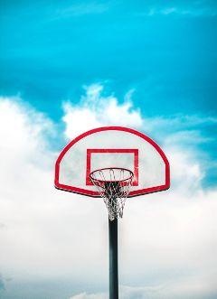 freetoedit basketball sport sports sky
