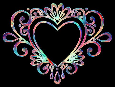 heart frame sticker freetoedit - Sticker by Luvsuzi
