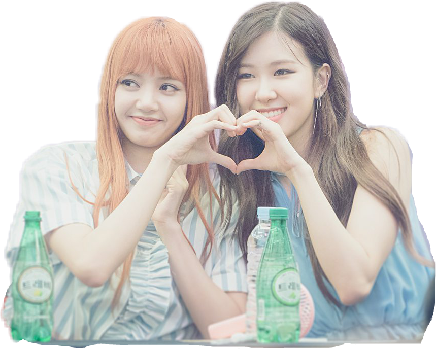 #blackpink #rose #lisa