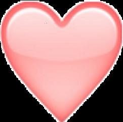 heart emojisticker collage colorful cute