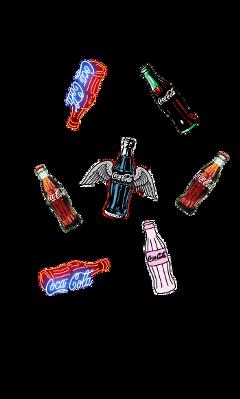 cola cocacola coca bottle colabottle freetoedit