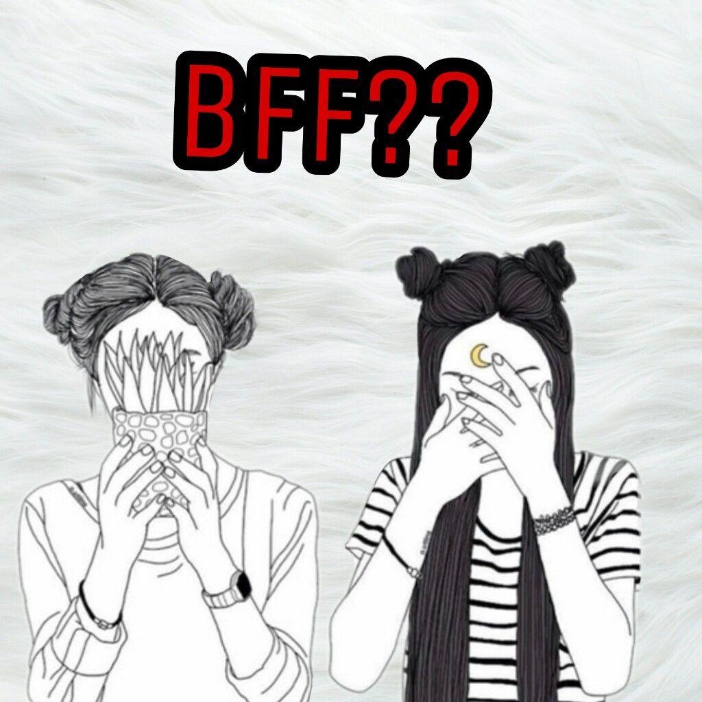 Best friends falsas tumblr girls
