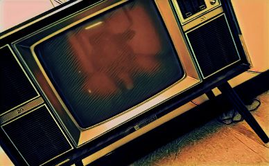 oldtv photography myself filter draw