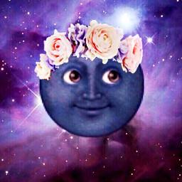 moon kawaiiimoon magicmoon