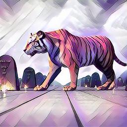freetoedit art interesting edited tiger