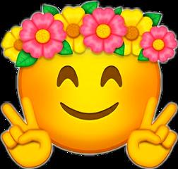 emoji smile happy ftestickers stickers