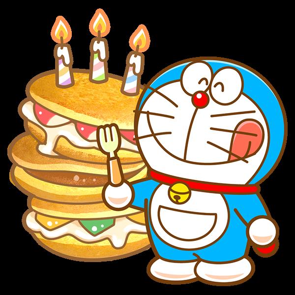 Doraemon Birthday Cute Happybirthday Hbd Birthdaycake