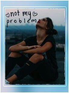notmyproblemstickerremix notmyproblem teens teenager sad freetoedit