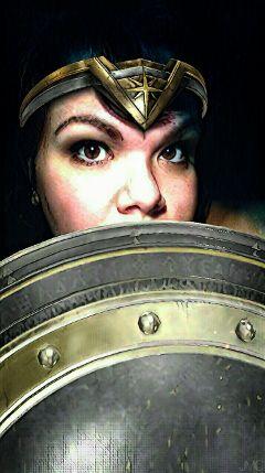 freetoedit jmc wonderwoman strength courage
