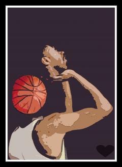 freetoedit sports baketball man player
