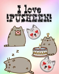 pusheen freetoedit