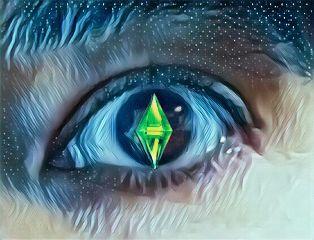 freetoedit eye gem gemstone face