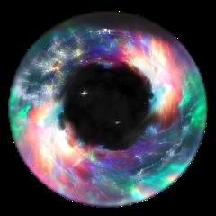 eye galaxy freetoedit