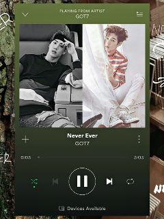 freetoedit kpop got7 mark playlist