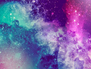 classic hipster galaxy background freetoedit