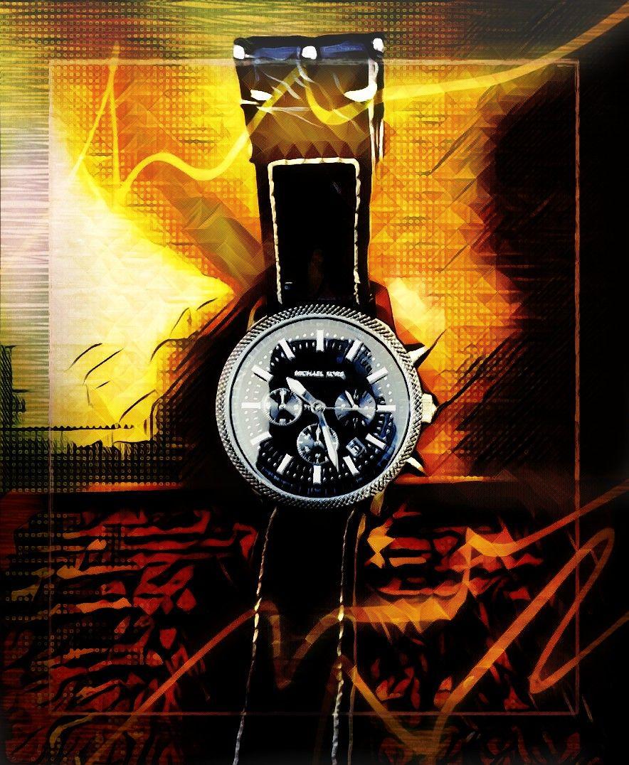 #time #burning #watch #passingtime