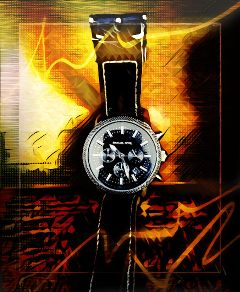 time burning watch passingtime freetoedit