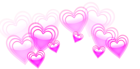 heart hearts corazones coeurs ftestickers