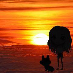 momio momioedit sunset
