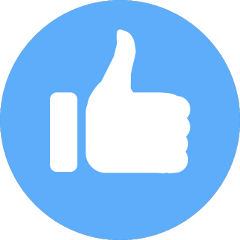 like likes facebook button sticker freetoedit