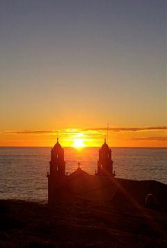 freetoedit photography sunset red beautiful