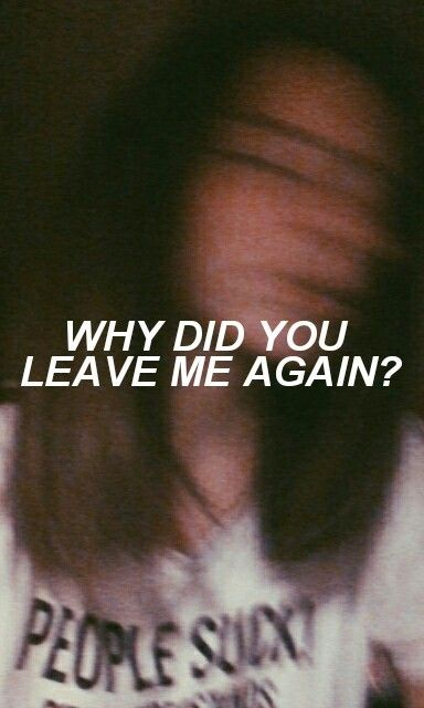 Quotes Tumblr Grunge Effect Sad Thoughts Me Freetoedit