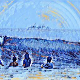teenagers havinggoodtime colorsplash photography natgeonature