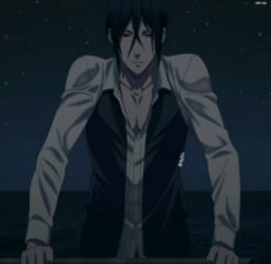 kuroshitsuji bookoftheatlantic sebastianmichaelis blackbutler screenshot