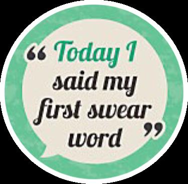 #Breastfeedingstickers #swearword #baby#freetoedit