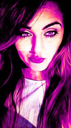 artisticportrait selfie pink madewithpicsart magiceffects freetoedit