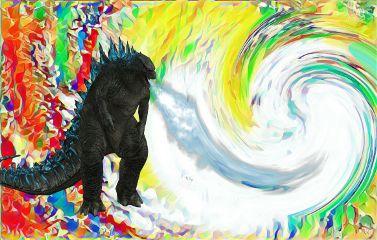 freetoedit godzilla hurricane swirl blowibg