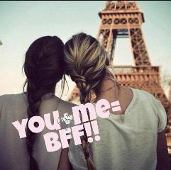 friendes bff paris friendsforever