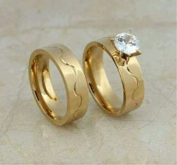 ring wedding diamond gold  part gold