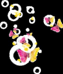 butterfly butterflies mariposas ftestickers stickers