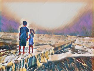 children together storm